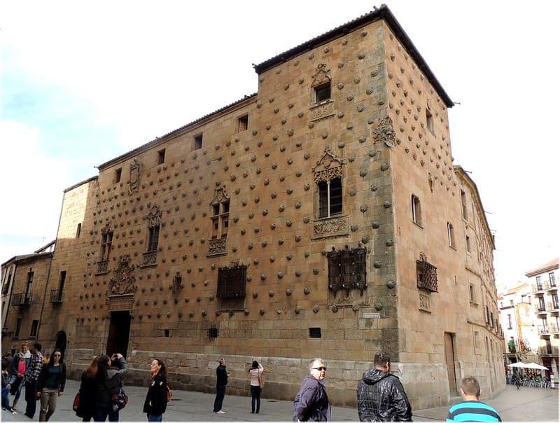 Casa de las conchas Salamanca