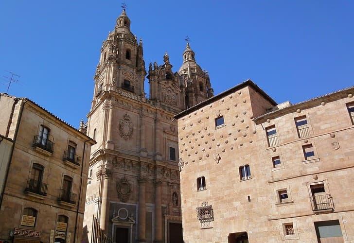 La Clerecia de Salamanca