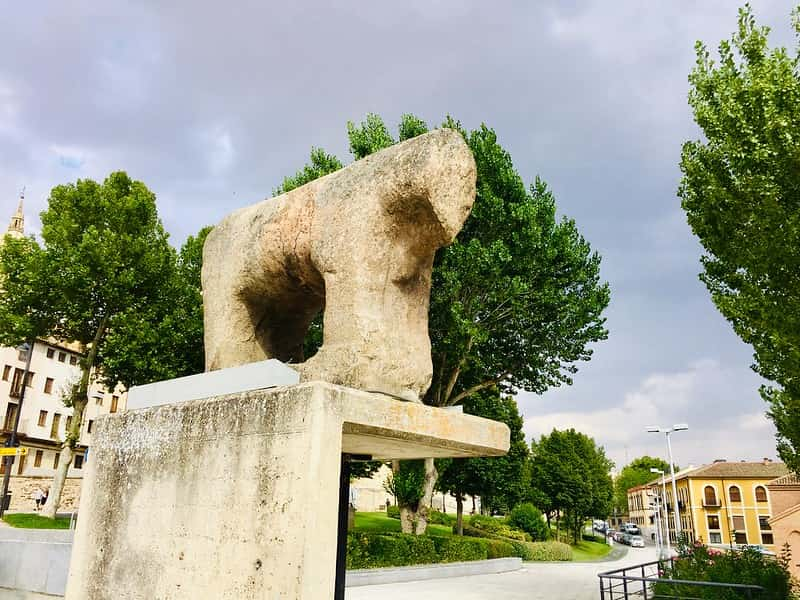 Verraco Puente Romano Salamanca