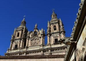 Torres de la Clerecia - Scala Coeli