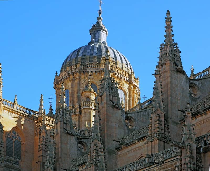Cimborrio Catedral de Salamanca