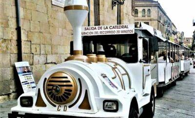 Tren Turístico de Salamanca