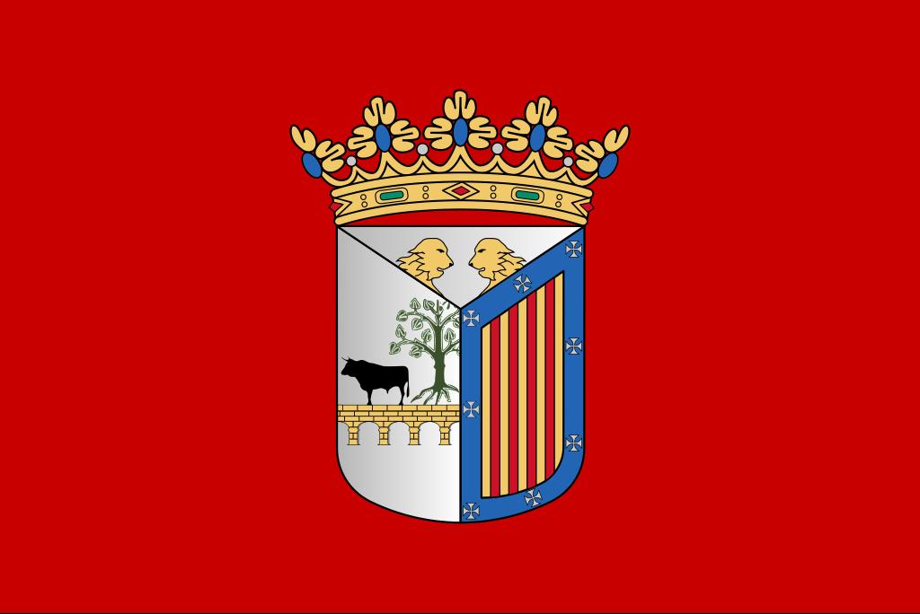 Bandera de la Ciudad de Salamanca
