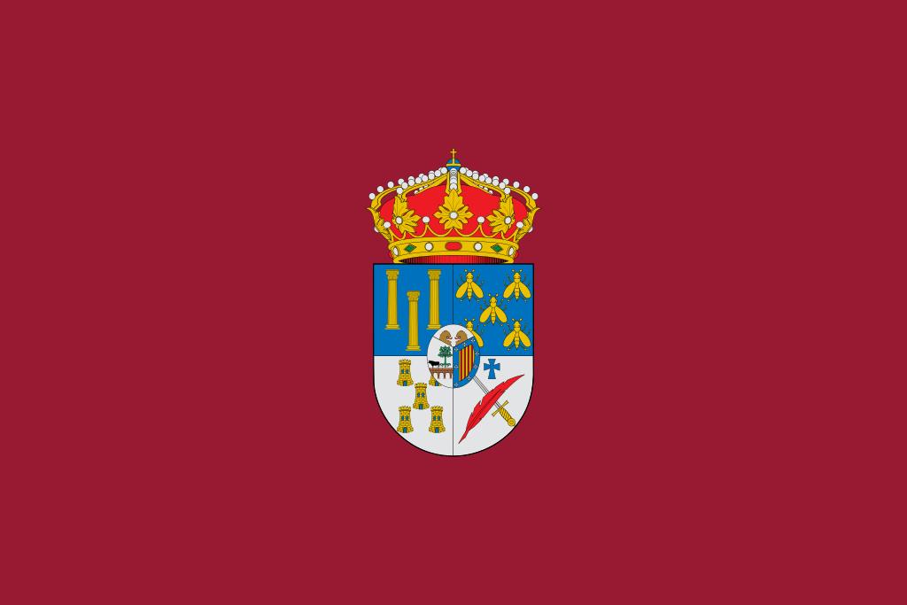 Bandera de la Provincia de Salamanca