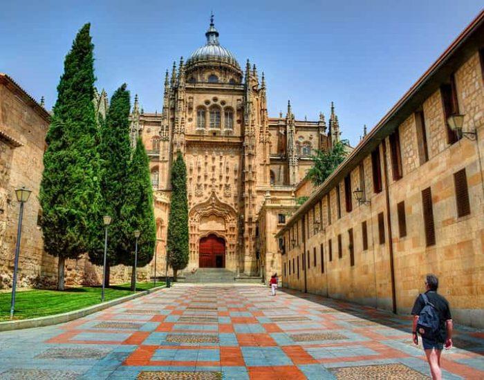 Patio Chico de Salamanca